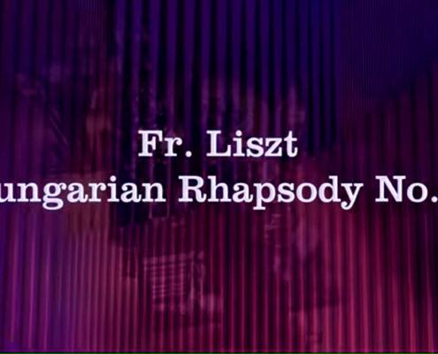 """Liszt """"Ungari rapsoodia nr 2"""" (2016, Estonia kontserdisaal)"""
