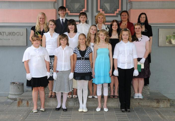 Täiendõppe grupp (2008)