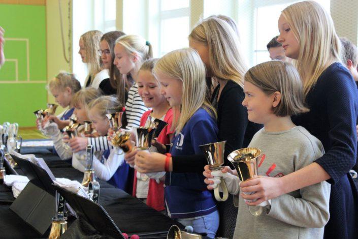Esinemine Muusikapäeval Püünsi koolis