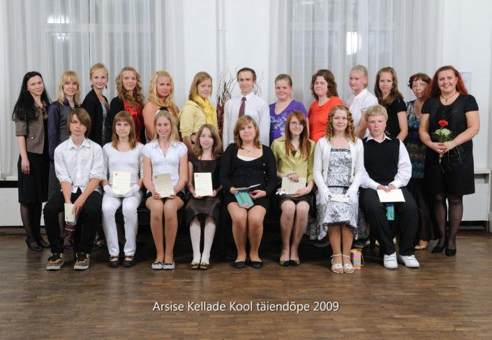 Täiendõppe grupp (2009)